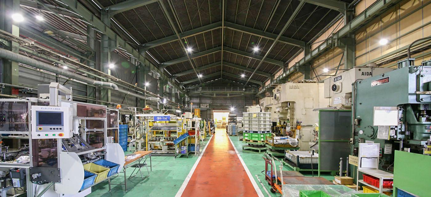 試作品製作-生産-メッキ-粉体塗装-品質管理 一貫生産