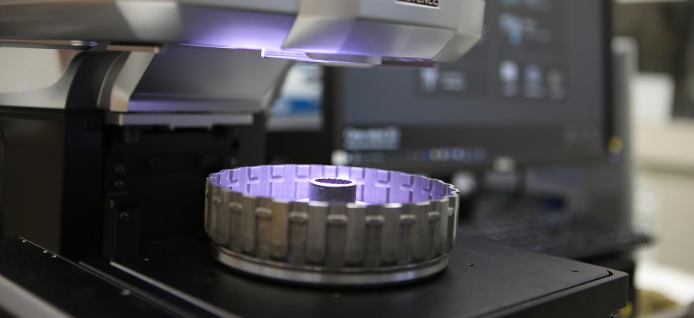 品質測定機器・品質管理