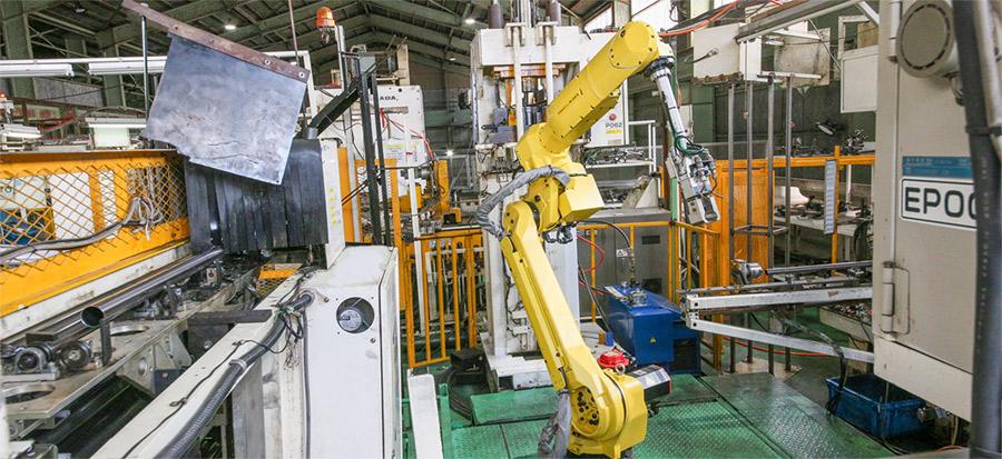 ロボットシステムインテグレーター